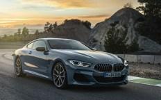 Lässt keinen kalt: das 8er Coupé aus Bayern. © BMW