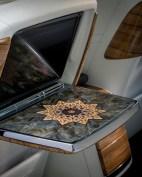 Das Kolorit des Arabischen Golfs findet sich im Interieur des Phantoms wieder. © Rolls-Royce