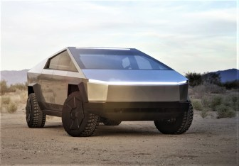 Tesla Cybertruck. Foto: Auto-Medienportal.Net/Tesla