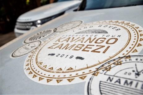 """""""Kaza"""", der Kavango-Zambezi-Nationalpark im südlichen Afrika, bot mit einer unfassbar reichen Tier- und Pflanzenwelt sowie mit einmaligen Naturschönheiten eine einzigartige Kulisse für die 13. Auflage der legendären Abenteuertour der britischen Allradmarke. © Land Rover"""