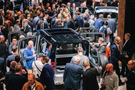 IAA 2019: Land Rover Defender. Foto: Auto-Medienportal.Net/Land Rover