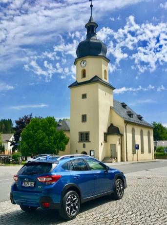 Den Sprint auf 100 schafft der Direkteinspritzer im Subaru XV in 10,4 Sekunden. © Klaus H. Frank