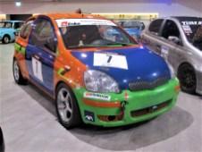 Der Yaris P1 1.3 Cup wird von Matthias Dreher auch in der CTT 2020 gefahren.