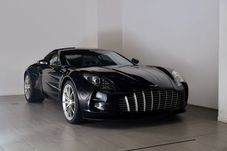 Aston Martin One-77 (2011). Foto: Auto-Medienportal.Net/Sotheby's