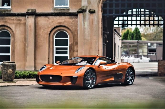 Jaguar C-X75 (2015). Foto: Auto-Medienportal.Net/Sotheby's