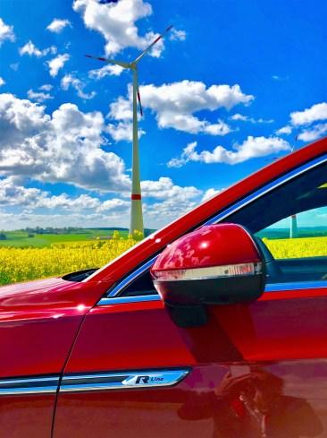 Ein Auto zum Verlieben. Das hat es aus Wolfsburg noch nie gegeben. © Klaus H. Frank