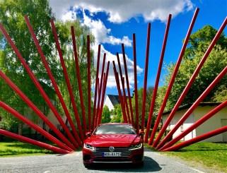 Nun ja, ein echter Sportwagen ist mit einem 190-PS-Diesel eigentlich nicht adäquat motorisiert. © Klaus H. Frank