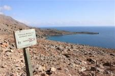 Geländegängige Erfahrung kann bei Wanderungen auf Kreta nicht schaden. © Kurt Sohnemann