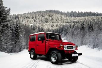 Alle Jahre wieder: Toyota lässt ein Winter-Märchen wahr werden. © Toyota
