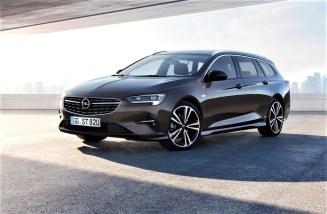 Opel Insignia. Foto: Auto-Medienportal.Net/Opel