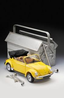 VW 1303 Cabriolet von Legrand (1:8). Foto: Auto-Medienportal.Net/Delius-Klasing-Verlag