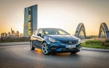 Der Opel Astra © Opel