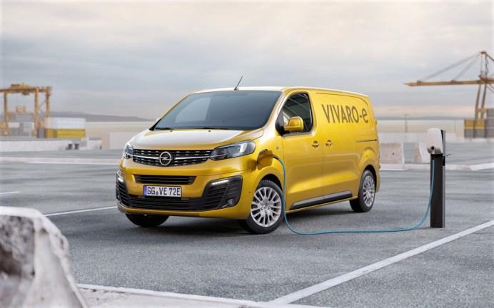 Opel Vivaro-e. Foto: Auto-Medienportal.Net/Opel