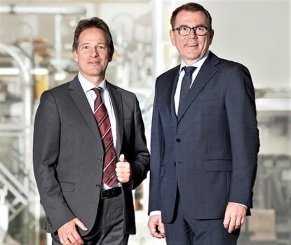 Andreas Bawart (rechts) und Mag. Thomas Bawar (links) bilden die Unternehmensleitung.