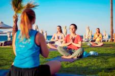 Die neuen Hotels von TUI Blue bieten ein abgestimmtes Sport- und Wellnessprogramm. © TUI