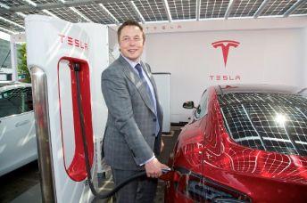 Tesla-Chef Elon Musk plant nun auch in Brandenburg eine Fabrik hochzuziehen © Tesla