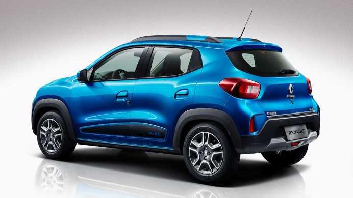 Renault plant eine EuropaVersion vom City K-ZE, der dann als Dacia verkauft werden könnte. © Renault