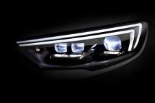 Die überwiegend große Zahl von Insignia-Käufern ordert das IntelliLux LED Matrix Licht System. © Opel