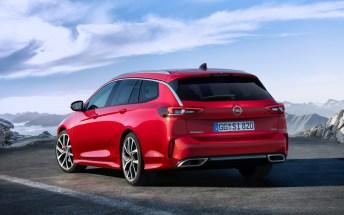 Opel Insignia GSi Sports Tourer. Foto: Auto-Medienportal.Net/Opel