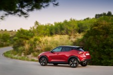 Ein Juke für alle Fälle: Das Crossover-Modell passt aufs Land ebenso wie in den urbanen Raum. © Nissan