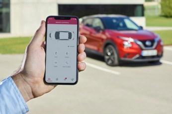 Für die smarte Generation: Der Juke ist nun voll vernetzt. © Nissan