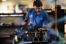 Das Herzstück eines jeden Alpinas ist natürlich der Motor. Die Überarbeitung der BMW-Triebwerke ist allerdings mehr als reines Tuning. © Alpina