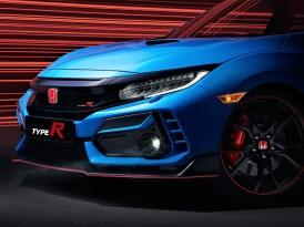 Ja - und dann gibt es noch eine besondere Lackfarbe: Racing Blue genannt. © Honda