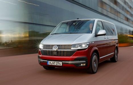 Die aktuelle Version des Bulli: der Volkswagen T6.1. © Volkswagen