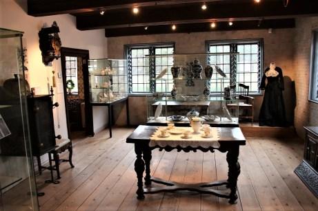 Einblick in die Friesenstuben vergangener Jahrhunderte gewährt das Regionalmuseum im Ortsteil Dorf von Sankt Peter-Ording. © Kurt Sohnemann