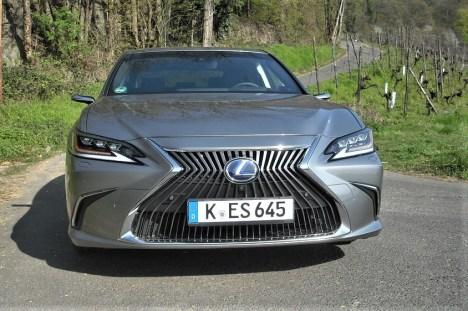 Lexus ES. Foto: Auto-Medienportal.Net/Walther Wuttke