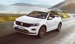 Offizielle Markteinführung: T-Roc Cabriolet ab Freitag, 20. März in den Showrooms der Volkswagen Händler. © Volkswagen