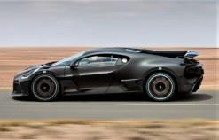 Pfeilschnell: der Bugatti Divo entfaltet bis zu 1.500 PS. © Bugatti