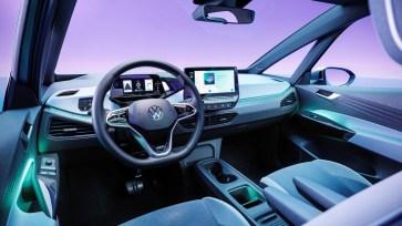 Volkswagen ID 3. Foto: Auto-Medienportal.Net/Volkswagen