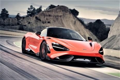 McLaren 765 LT. Foto: Auto-Medienportal.Net/McLaren