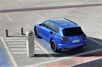 Volkswagen Touareg e-Hybrid. Foto: Auto-Medienportal.Net/Volkswagen