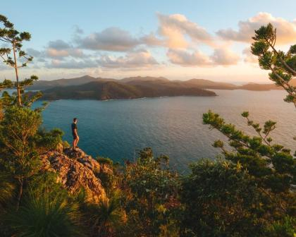 "Passage Peak, Hamilton Island. © ""Tourism and Events Queensland"" (TEQ)"
