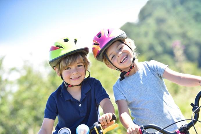 Für eine Rad-Tour sind Kinder immer zu haben. © ADAC / AdobeStock