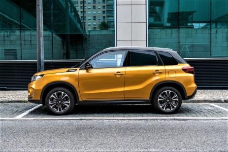 Suzuki Vitara. Foto: Auto-Medienportal.Net/Suzuki