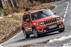 Jeep Renegade. Foto: Auto-Medienportal.Net/FCA