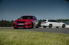 Der B3 ist ein absolutes Understatement-Auto. Nicht so auffällig wie ein M-Modell, aber genauso leistungsfähig, und einen Tick schneller. © Alpina