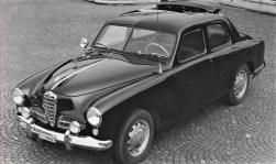 Alfa Romeo 1900 als Polizeiauto (1950er-Jahre). Foto: Auto-Medienportal.Net/FCA