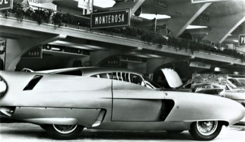 Alfa Romeo BAT 7 (1954). Foto: Auto-Medienportal.Net/FCA