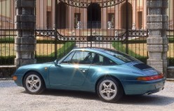 Porsche 911 Carrera 2 Targa, 1990. Foto: Auto-Medienportal.Net/Porsche