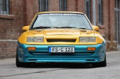 Opel Manta B Filmfahrzeug (1983). Foto: Auto-Medienportal.Net