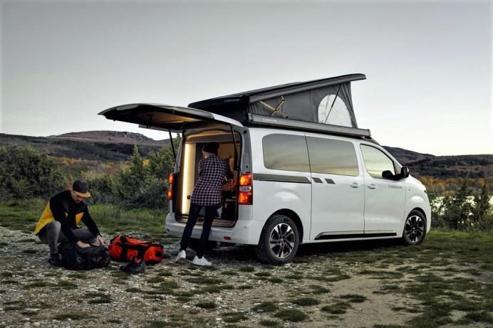 Der Opel Zafira Life ist so nützlich und verwandlungsfähig wie ein Schweizer Taschenmesser. © Opel