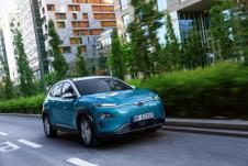 Hyundai Kona EV © Hyundai