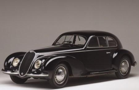 Alfa Romeo 6C 2500 Sport (1939). Foto: Auto-Medienportal.Net/FCA