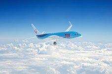 Im Juli waren wieder bis zu 21 Boeing 737 der blau-weißen Flotte im Einsatz, die von zehn Abflughäfen in Deutschland und der Schweiz starten. © TUI