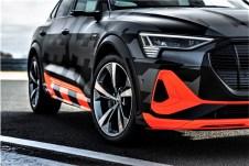 Audi e-Tron S. Foto: Auto-Medienportal.Net/Audi