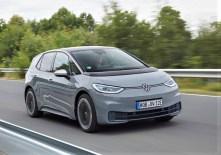 Der Volkswagen ID.3 hat einen neuen Reichweitenrekord aufgestellt.© Volkswagen